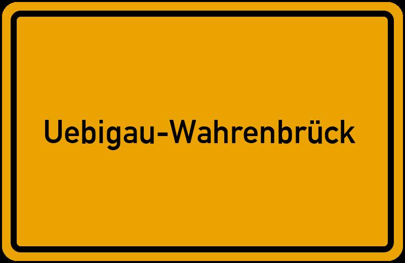 onlinestreet Branchenbuch für Uebigau-Wahrenbrück