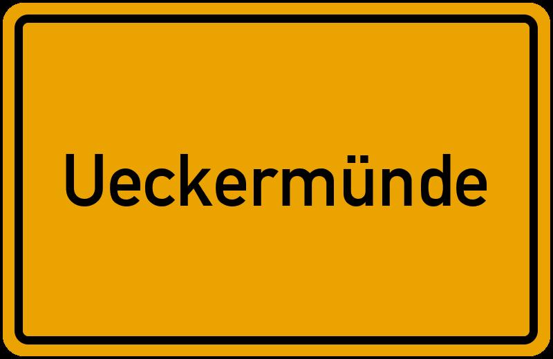 onlinestreet Branchenbuch für Ueckermünde