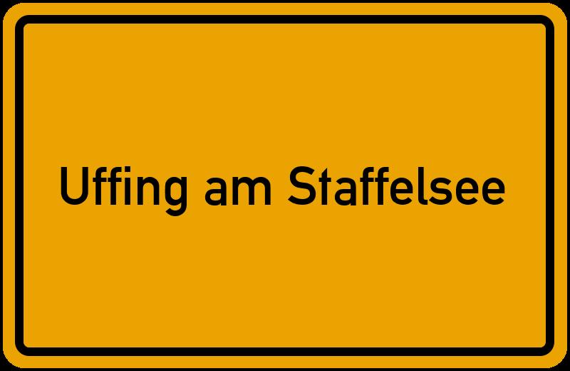 onlinestreet Branchenbuch für Uffing am Staffelsee