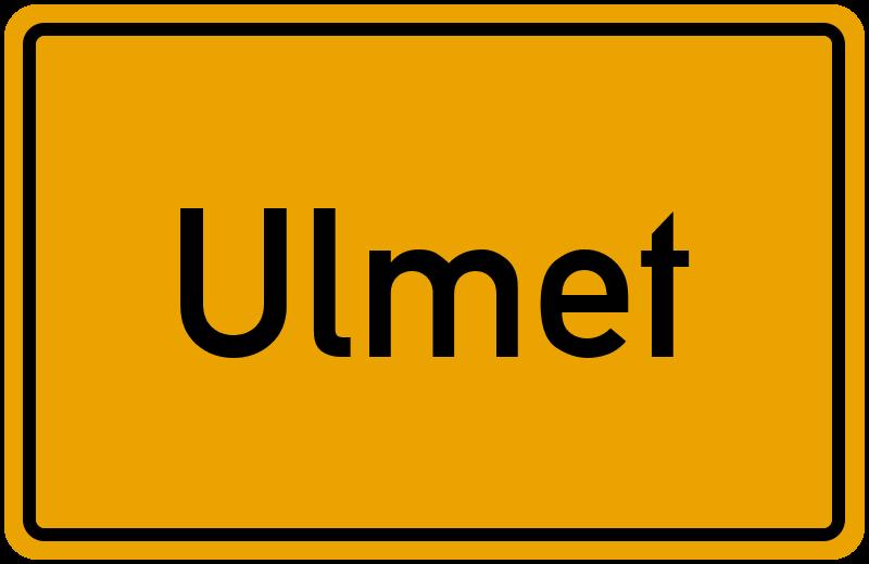 onlinestreet Branchenbuch für Ulmet