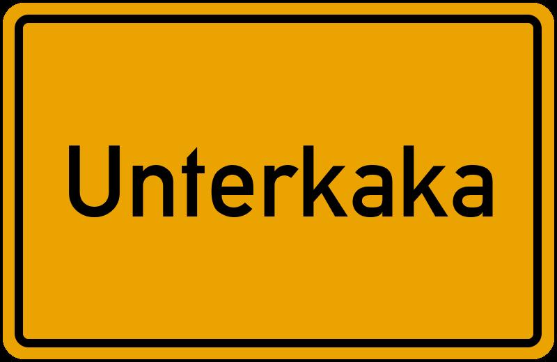 onlinestreet Branchenbuch für Unterkaka