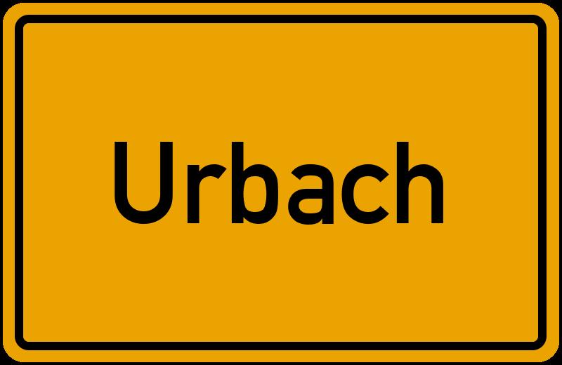 onlinestreet Branchenbuch für Urbach