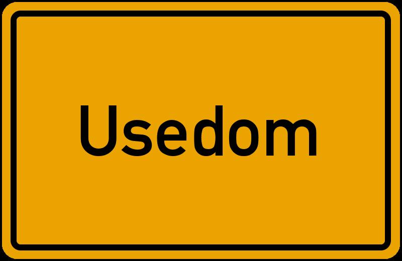 onlinestreet Branchenbuch für Usedom