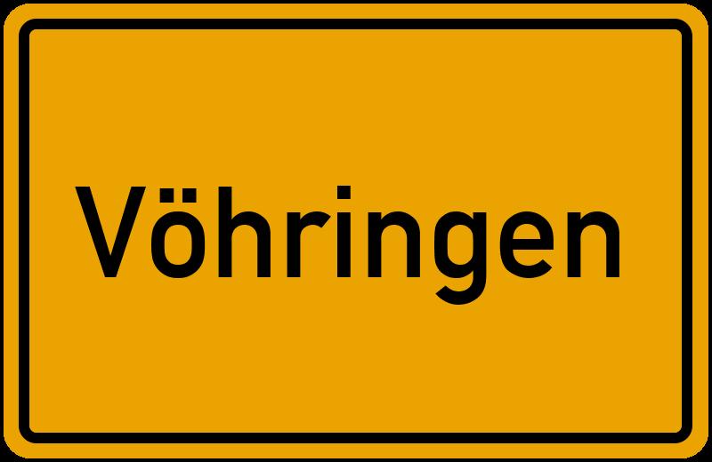 onlinestreet Branchenbuch für Vöhringen
