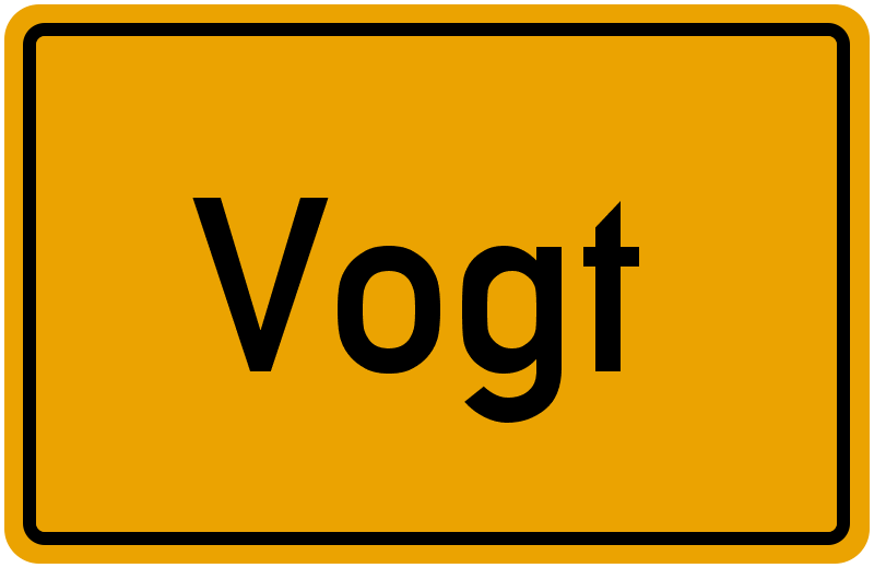 onlinestreet Branchenbuch für Vogt