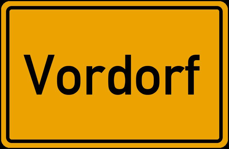 onlinestreet Branchenbuch für Vordorf