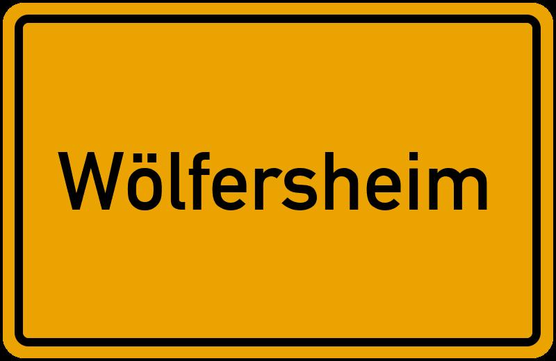 onlinestreet Branchenbuch für Wölfersheim