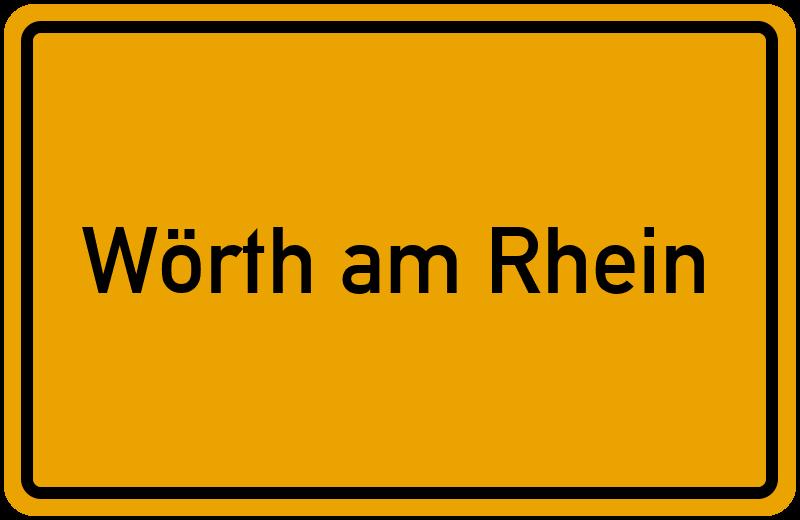 onlinestreet Branchenbuch für Wörth am Rhein