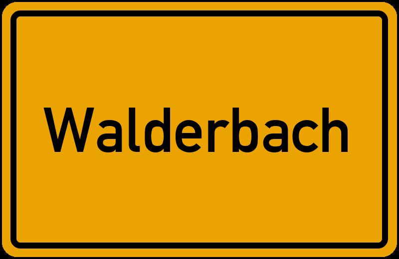 onlinestreet Branchenbuch für Walderbach