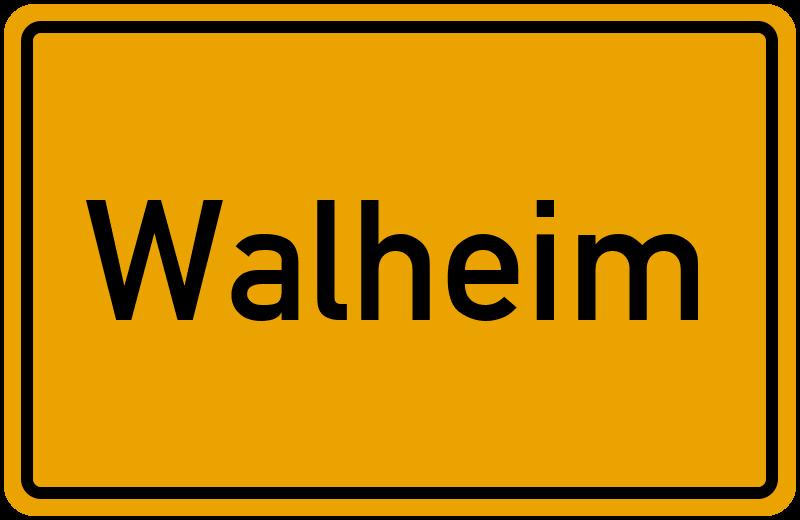 onlinestreet Branchenbuch für Walheim