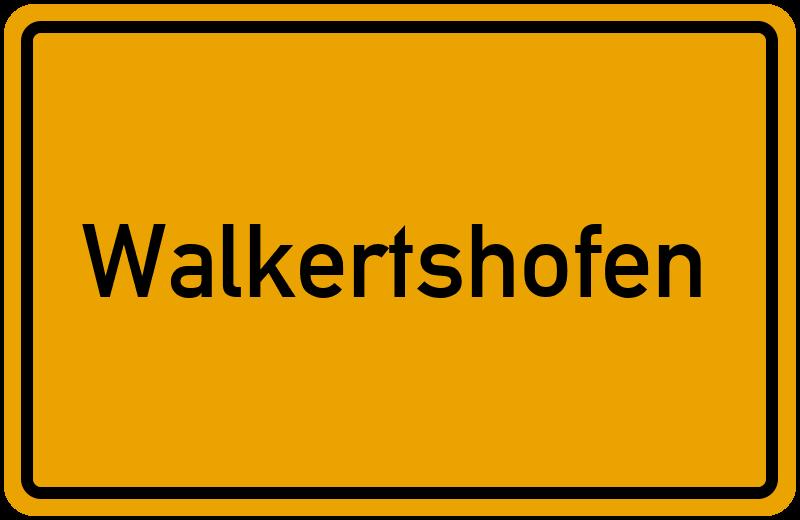 onlinestreet Branchenbuch für Walkertshofen