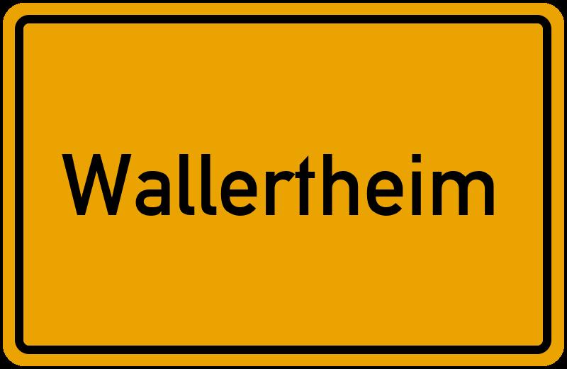 onlinestreet Branchenbuch für Wallertheim