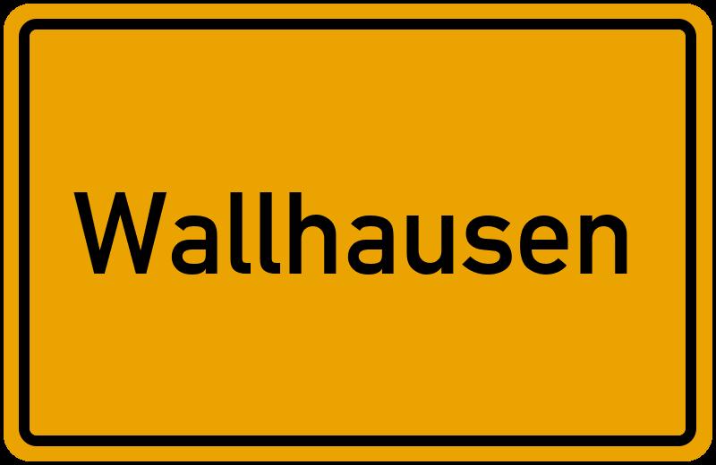 onlinestreet Branchenbuch für Wallhausen