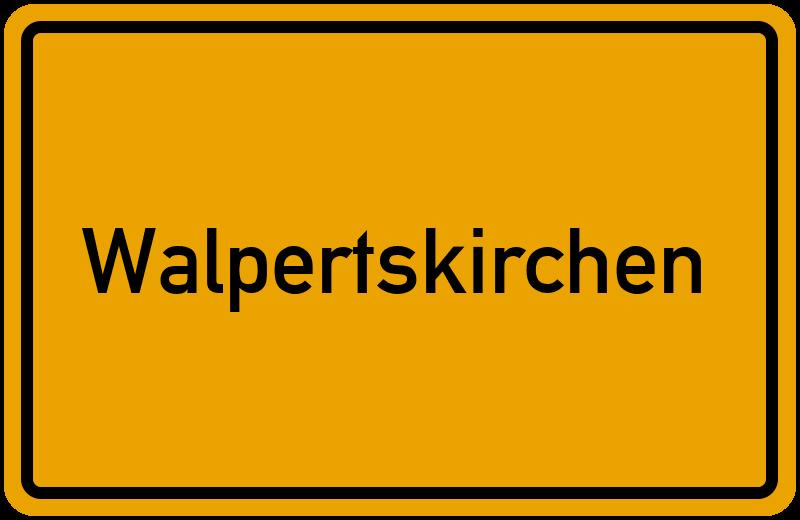 onlinestreet Branchenbuch für Walpertskirchen