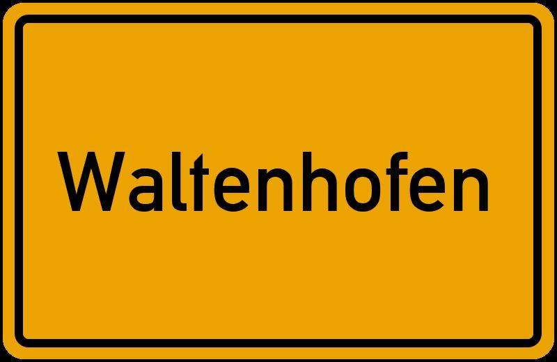 onlinestreet Branchenbuch für Waltenhofen