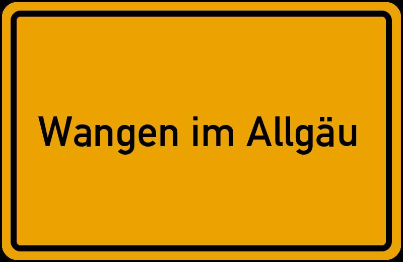 onlinestreet Branchenbuch für Wangen im Allgäu