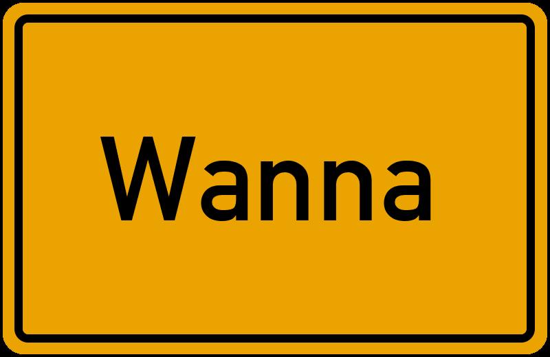 onlinestreet Branchenbuch für Wanna