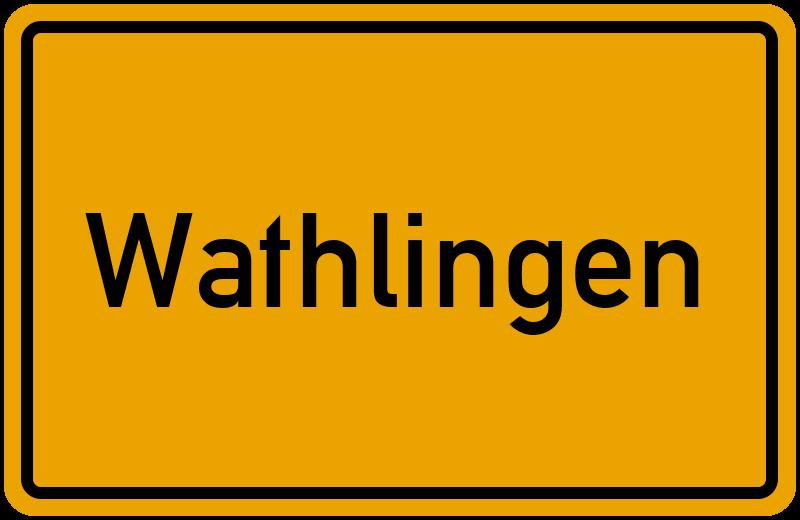 onlinestreet Branchenbuch für Wathlingen
