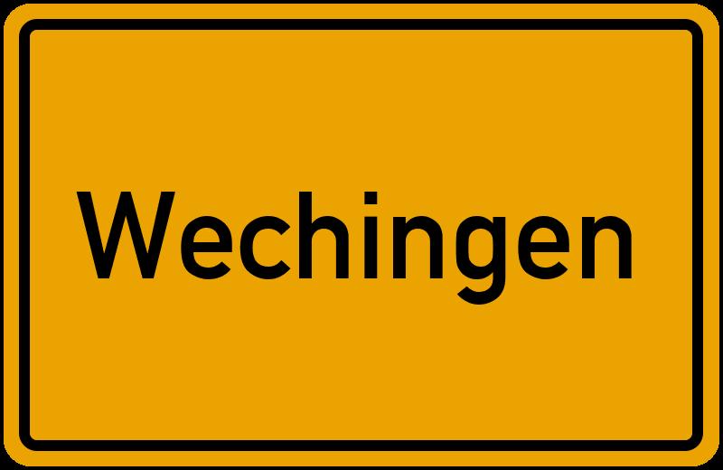onlinestreet Branchenbuch für Wechingen