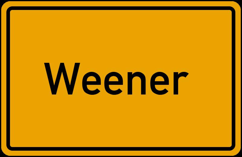 onlinestreet Branchenbuch für Weener
