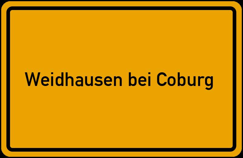 onlinestreet Branchenbuch für Weidhausen bei Coburg