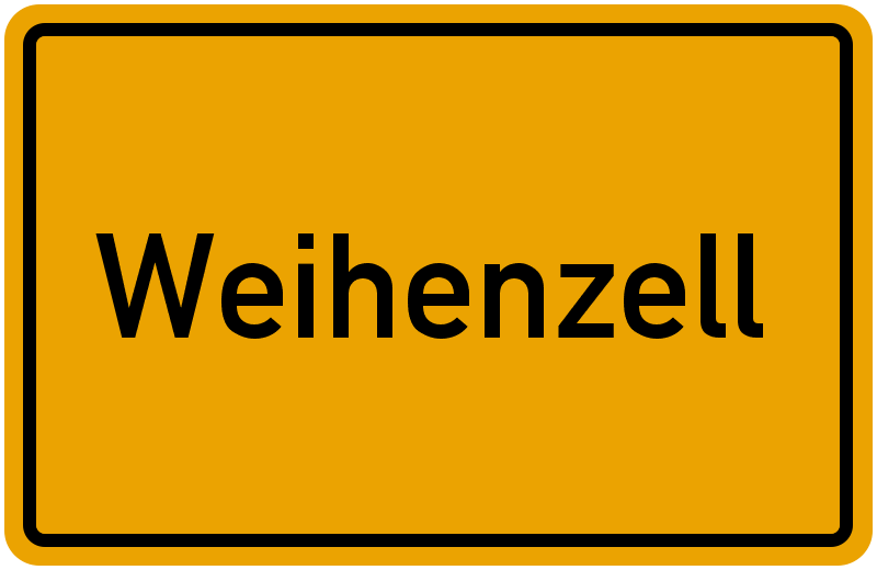 onlinestreet Branchenbuch für Weihenzell