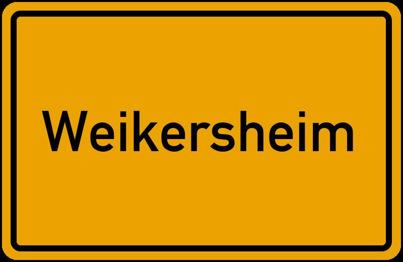 onlinestreet Branchenbuch für Weikersheim
