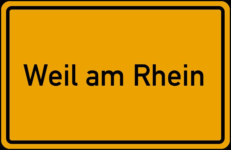 onlinestreet Branchenbuch für Weil am Rhein