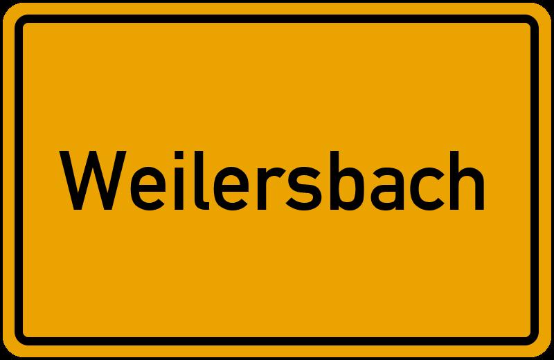 onlinestreet Branchenbuch für Weilersbach