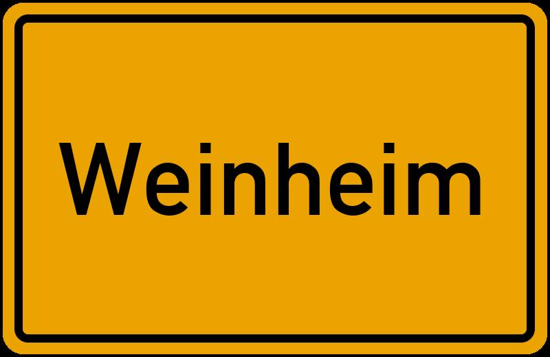 onlinestreet Branchenbuch für Weinheim