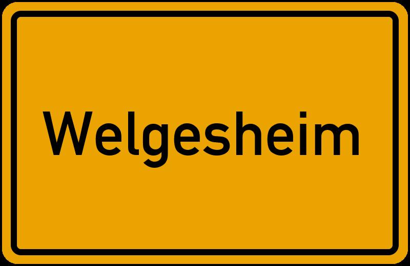 onlinestreet Branchenbuch für Welgesheim