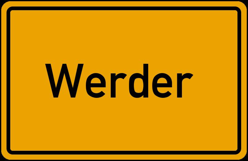onlinestreet Branchenbuch für Werder