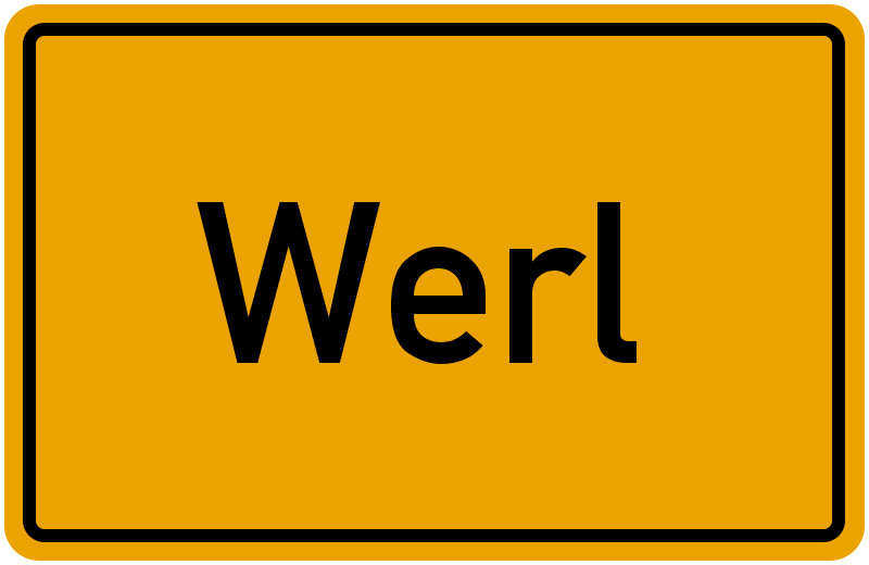 onlinestreet Branchenbuch für Werl