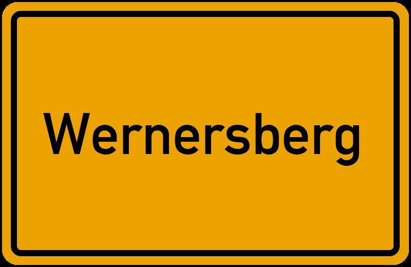 onlinestreet Branchenbuch für Wernersberg