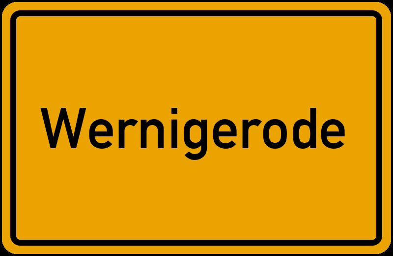 onlinestreet Branchenbuch für Wernigerode