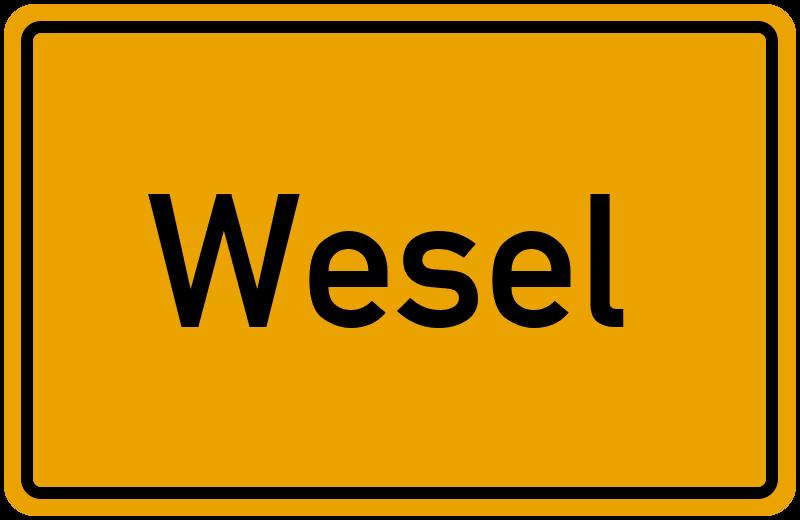onlinestreet Branchenbuch für Wesel