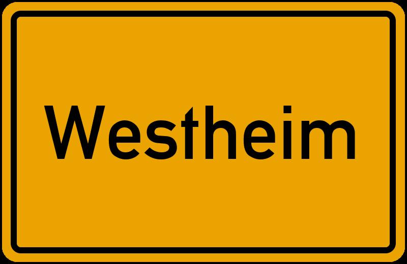 onlinestreet Branchenbuch für Westheim