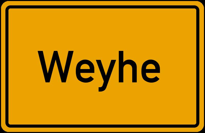 onlinestreet Branchenbuch für Weyhe