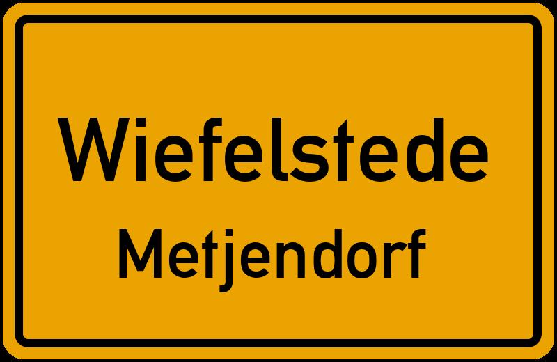 Wiefelstede Metjendorf