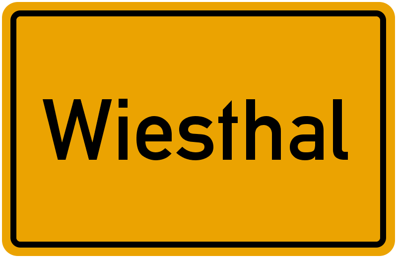 onlinestreet Branchenbuch für Wiesthal
