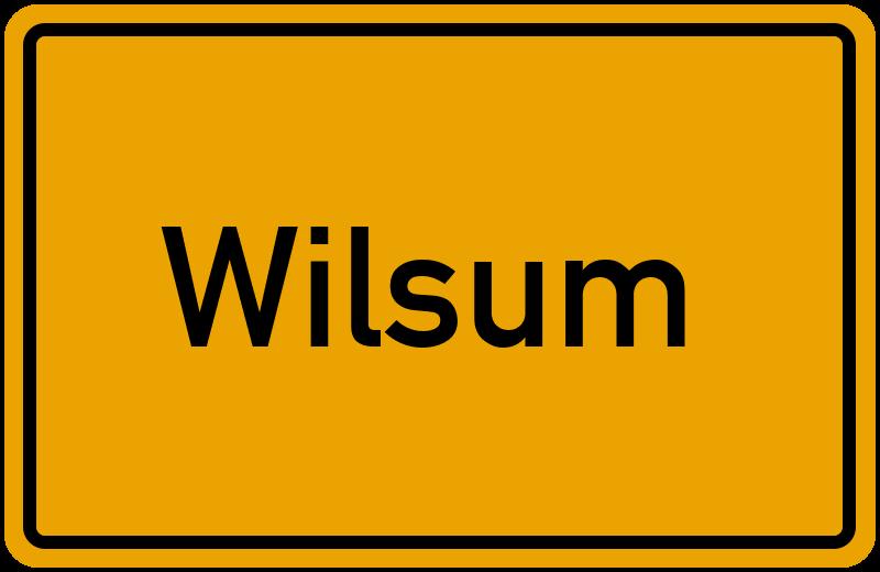 onlinestreet Branchenbuch für Wilsum