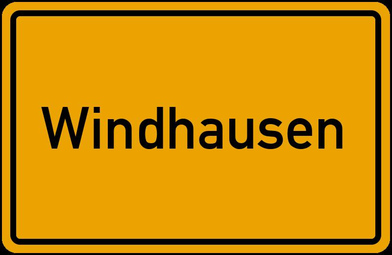 onlinestreet Branchenbuch für Windhausen