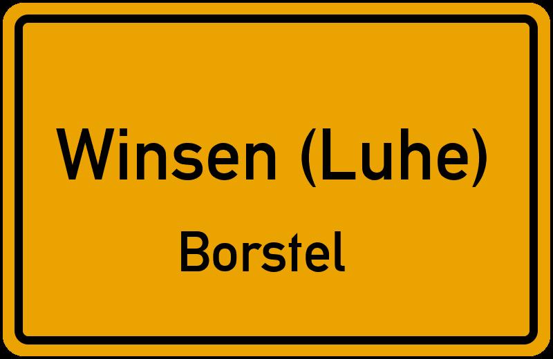 Osttangente in 21423 winsen luhe borstel niedersachsen - Zimmerei winsen luhe ...