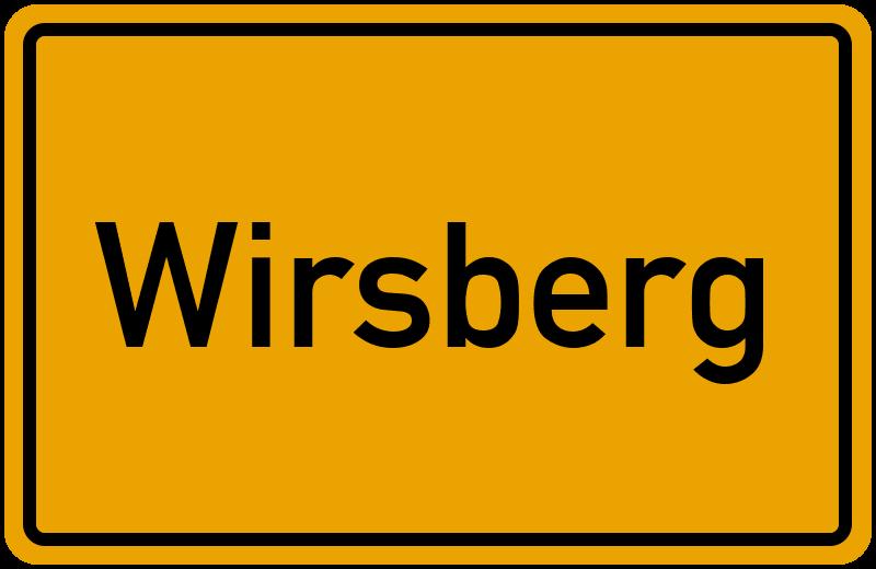 onlinestreet Branchenbuch für Wirsberg