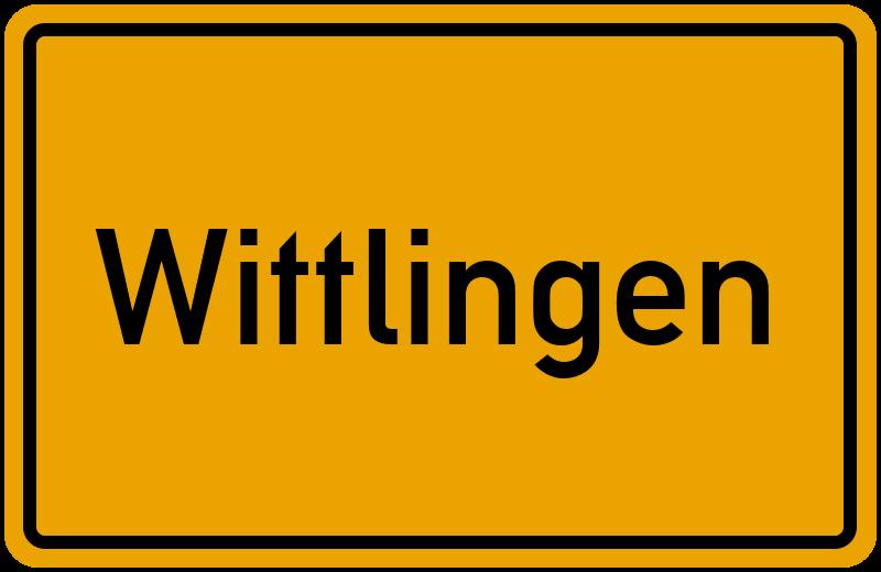 onlinestreet Branchenbuch für Wittlingen