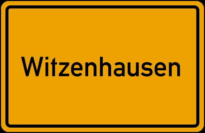 onlinestreet Branchenbuch für Witzenhausen