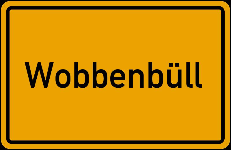 onlinestreet Branchenbuch für Wobbenbüll