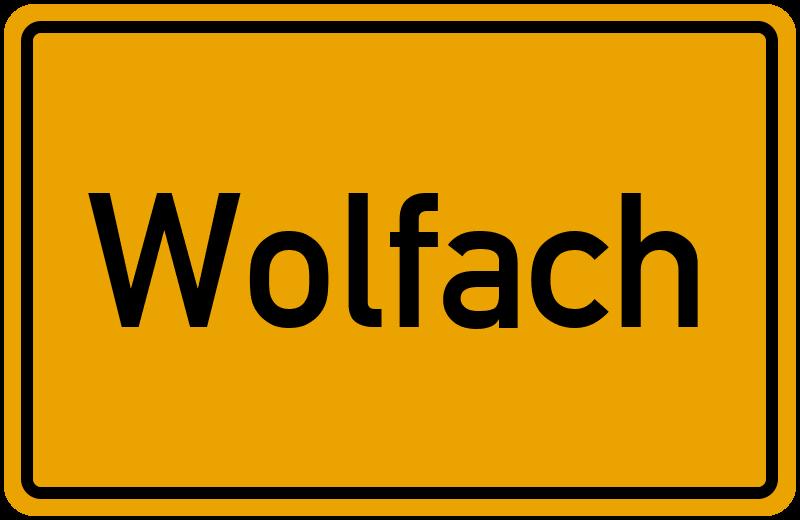 onlinestreet Branchenbuch für Wolfach
