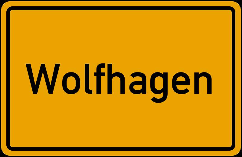 onlinestreet Branchenbuch für Wolfhagen