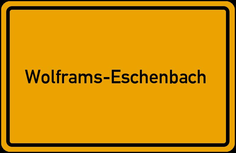 onlinestreet Branchenbuch für Wolframs-Eschenbach
